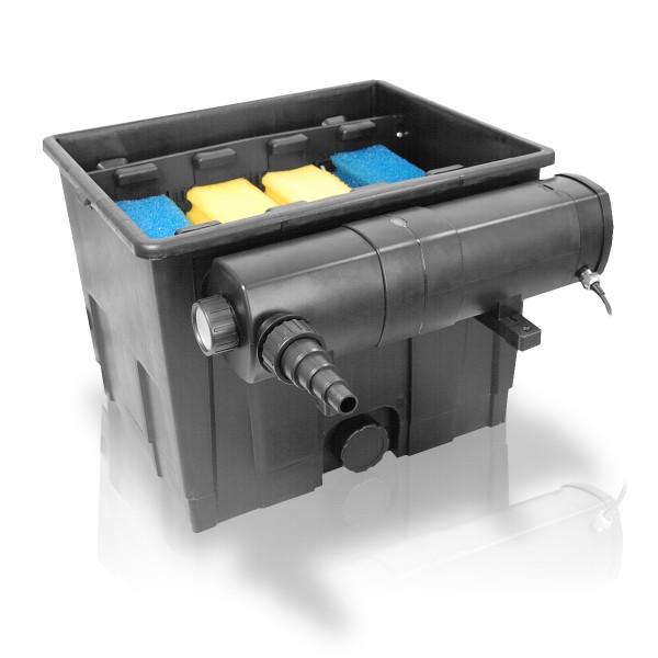 Set Teichfilter + UVC18 Watt